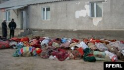 2008-жылы октябрь айында Алай районунун Нура айылында күчү 7 баллга жеткен жер титирөөдөн айыл тыптыйпыл болуп, 75 киши каза тапкан.