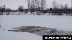 Тот самый волжский залив на Боевой, куда стекали фекалии
