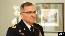 U.S. Army General Curtis Scaparrotti
