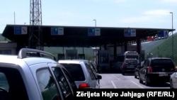 Pika kufitare Kosovë-Maqedoni