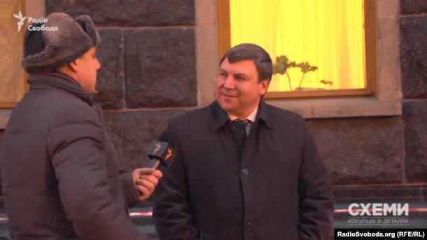 Председатель Высшего специализированного суда Украины по рассмотрению гражданских и уголовных дел судья Борис Гулько видит криминала в посещении Администрации президента