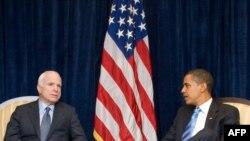 Один из главных критиков бюджета - сенатор Джон Маккейн