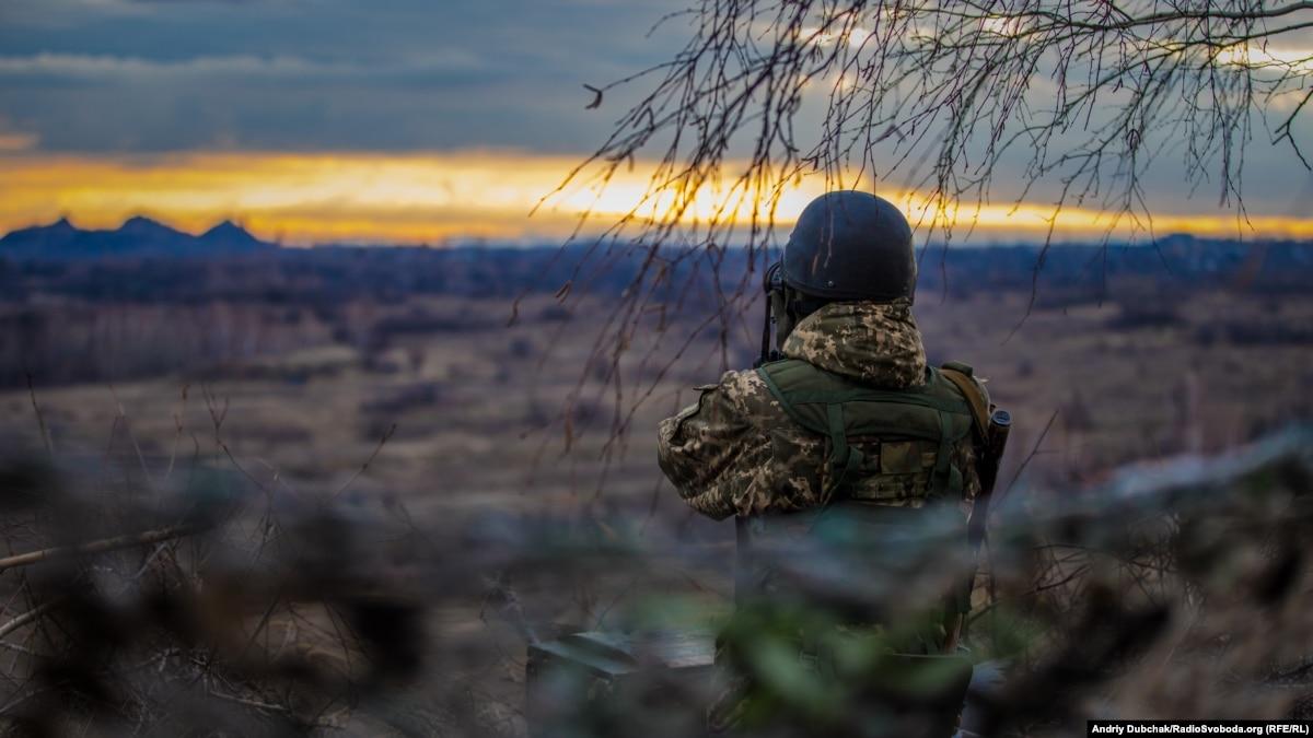 Минобороны: с начала суток зафиксировано 6 обстрелов Объединенных сил, ранено военного