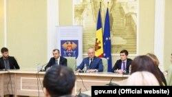 Prima sedință a guvernului Ion Chicu, în prezența președintelui Igor Dodon, 15 noiembrie 2019