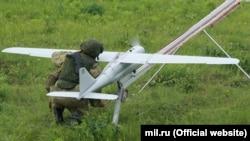 Проведение подразделениями ВДВ России разведки районов будущих учебно-боевых действий в рамках учений «Запад-2017»