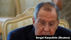 روس بهرنیو چارو وزیر سرګي لاوروف