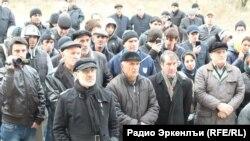 В отношении М.Ахмедова возбуждено уголовное дело по ч.1 ст.205.2