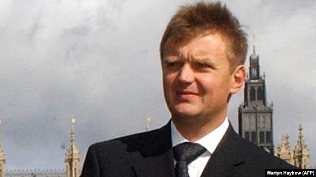 Александр Литвиненко. 2004 год