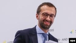 Народний депутат України Сергій Лещенко