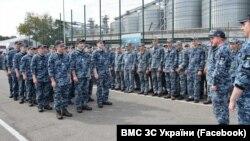 Вернувшиеся из России в рамках обмена украинские моряки приехали в Одессу. 14 сентября 2019 года