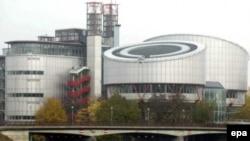 Avropa İnsan Haqları Məhkəməsinin binası, Strasburq, 6 noyabr 2003