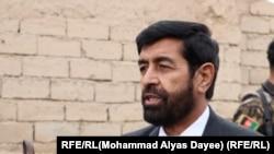 د هلمند والي جنرال محمد یاسین