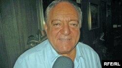 دکتر ایان، رییس فدراسیون جهانی وزنه برداری در مصاحبه با رادیو فردا