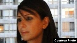 Ранда Кассис, член Сирийского национального совета.