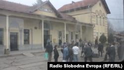 Железничка станица Прилеп.