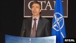 Secretarul General NATO Anders Fogh Rasmussen