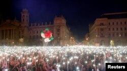 Будапешт, 14 квітня 2018 року