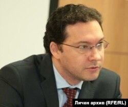 Даниел Митов, бивш министър на външните работи