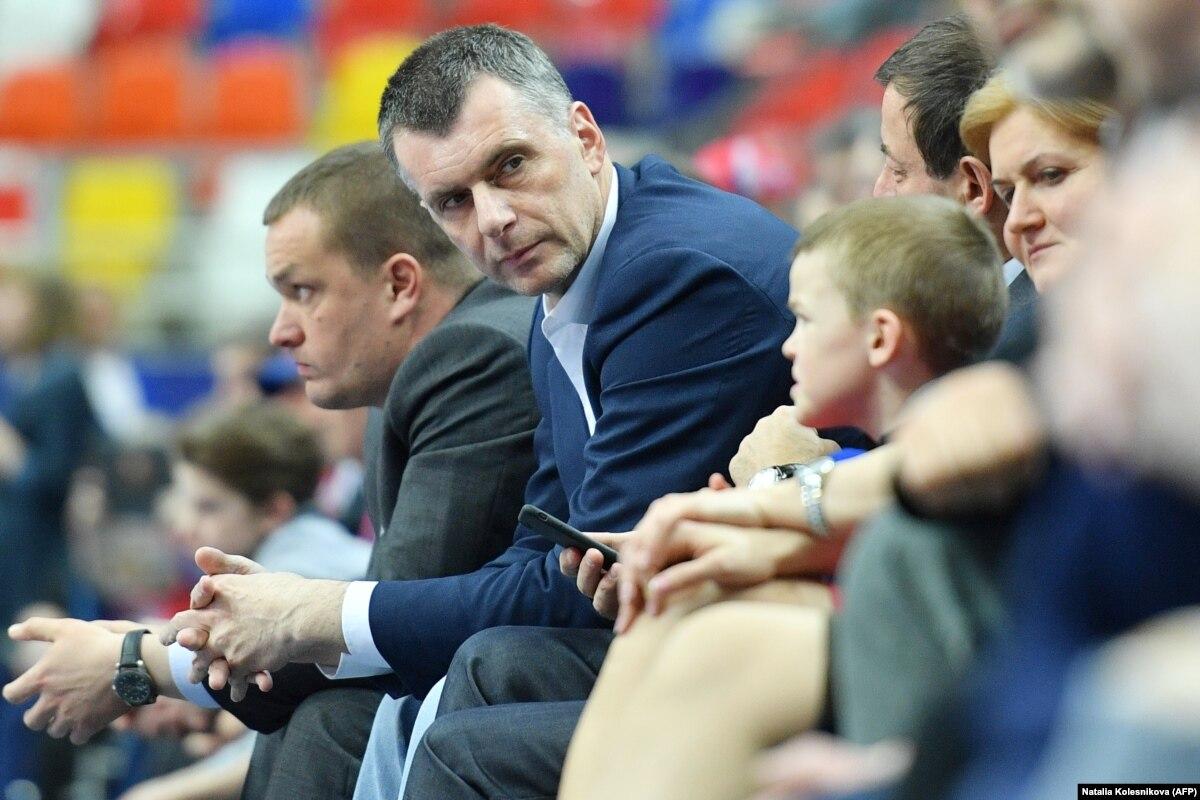 Russian Billionaire Prokhorov Sells Remaining Stake In Brooklyn NBA Team