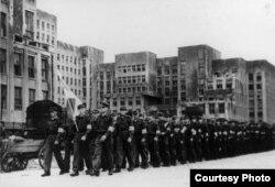 Менск пад нямецкай акупацыяй