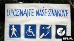 Međunarodni Dan invalida - Zagreb