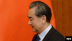 Министр иностранных дел Китая Ванг И.