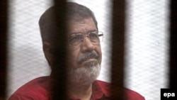 محمد مرسی رئیس جمهور اسبق مصر