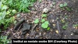 Ekshumacija u Rujištu kod Višegrada