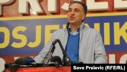 Црногорскиот претседател Филип Вујановиќ