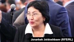 Чолпон Жакупова