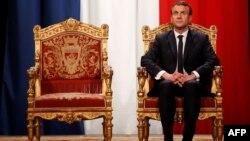 Франциянын президенти Эммануэл Макрон.
