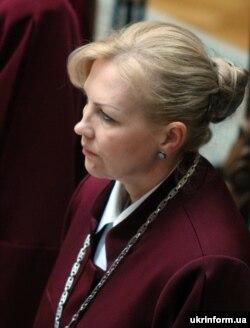 Наталя Шаптала