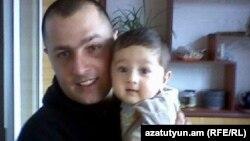 Арамаис Авакян с сыном