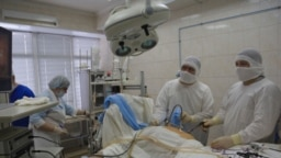 Операция в областном онкологическом диспансере
