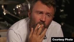 Лідер гурту «Ленінград» Сергій Шнуров