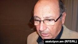 Սերխիո Մարգարյան, արխիվ