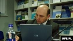 Sergiu Ostaf director la Centrul CREDO