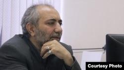 اردشیر امیرارجمند، مشاور ارشد میرحسین موسوی