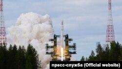 "Ракета космического назначения ""Ангара-1.2 ПП"""