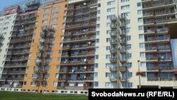 Дом, где находится квартира, принадлежащая бывшей жене Александра Бастрыкина (через юрлицо)