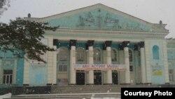 Палац культури імені Маяковського. Фото автора