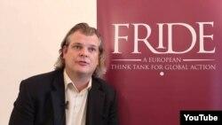 Йос Бонстра, керівник програм Східної Європи, Кавказу та Центральної Європи Європейського центру глобальної дії FRIDE