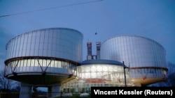 Здание ЕСПЧ в Страсбурге