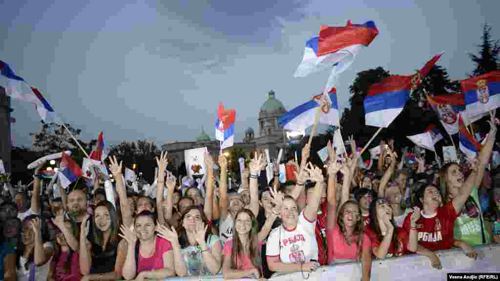 Beograd, 14. august 2012.