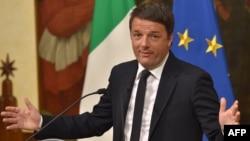 Маттео Ренци, Италия премьер-министрі.