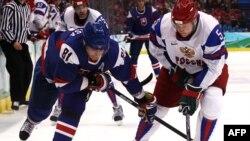 Матч Словакия - Россия, Олимпийский турнир в Ванкувере