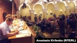 Заседание муниципального собрания Пресненского района Москвы, 17 мая