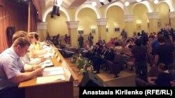 Заседание муниципального собрания московского района «Пресненский»