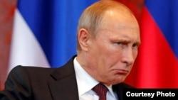 Президент Путин Владимир.