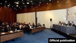 საქართველოს ნავთობის, გაზის, ინფრასტრუქტურისა და ენერგეტიკის (GIOGIE) მე-14 საერთაშორისო კონფერენცია.